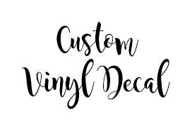 Vinyl Decal Services Home Facebook