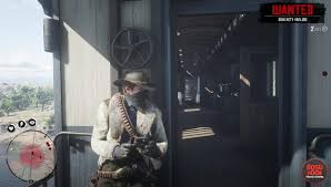 red dead redemption 2 best way to rob
