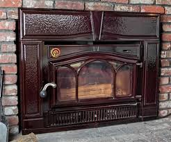 c550 rockland series wood fireplace
