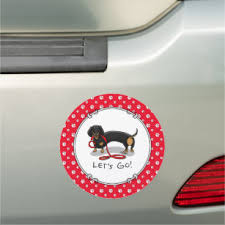 Dachshund Bumper Stickers Decals Car Magnets Zazzle