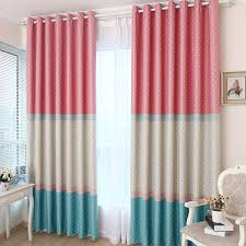 Lovely Polka Dots Patten Curtain For Kids Room