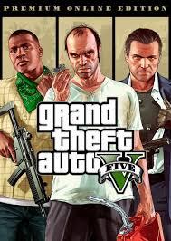 Grand Theft Auto V Premium Online Rockstar Social Key