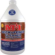 Jomaps 00452 1g M1 Deck Fence Cleaner