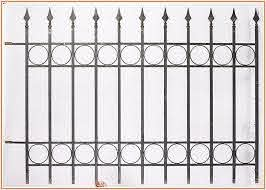Pin On Iron Fence