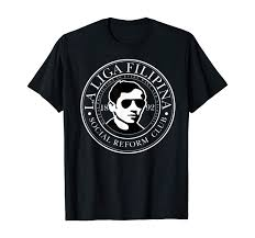 Amazon.com: La Liga Filipina Philippine History National Hero T-Shirt:  Clothing