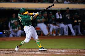 Khris Davis is still worth a possible extension