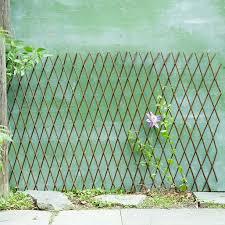 Expandable Willow Diamond Fence Terrain