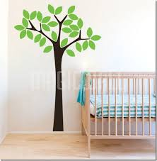 Wall Decals Simple Tree Nursery Wall Stickers