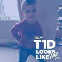 Crowdfunding to help support local children diagnosed with Type 1 Diabetes  and their families. on JustGiving