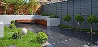 Water Based Shed And Fence Paint Dark Grey One Coat 20 Litre Amazon Co Uk Diy Tools