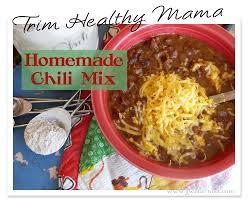 thm chili mix e style chili recipe