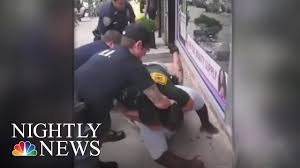 Eric Garner Chokehold Death: No Indictment   NBC Nightly News ...