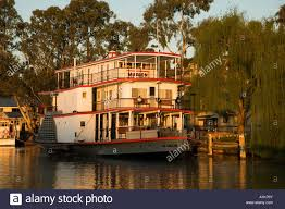 Historic Paddle Steamer PS Marion Murray River Mannum South Australia Stock  Photo - Alamy