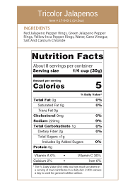 pasta nutrition facts transpa png
