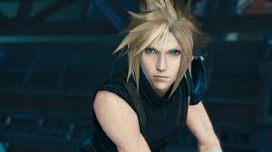 PC Screenshots of Final Fantasy VII Remake Cloud in Mobius FF ...