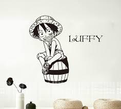 One Piece Luffy Sticker Free Shipping Worldwide No 1 Fan Shop
