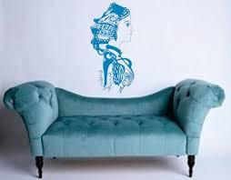 Ashima Goddess Wall Vinyl Decal Art Graphic Girl Ezwalldecals