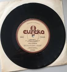 Dan Johnson - Singing In The Shower/ Mooney (Vinyl)   Discogs