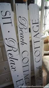 Fence Picket Signs Diy Signs Picket Signs Wood Signs