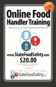 course food handlers course