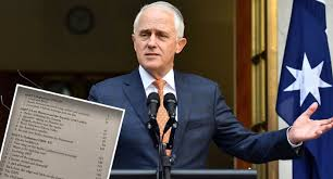 Malcolm Turnbull lashes government ...