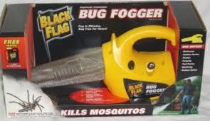 propane powered bug fogger