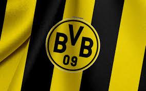 تحميل خلفيات بوروسيا دورتموند فريق كرة القدم الألمانية أصفر أسود