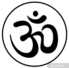Om Symbol Wall Mural Pixers We Live To Change