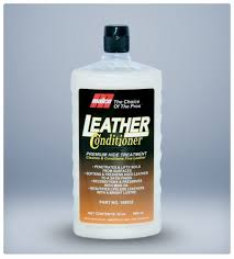 how do you care for your leather seats