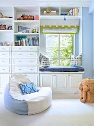 Kid Bedroom With Reading Nook Window Seat Traditional Boy S Room