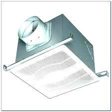 fan with light without attic access