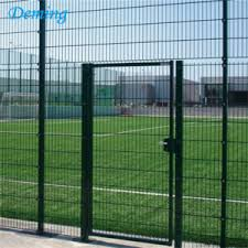 Welded Mesh Swing Gate Steel Wire Garden Fence Gate Double Leaf Swing Gate Wholesale Gates Products On Tradees Com