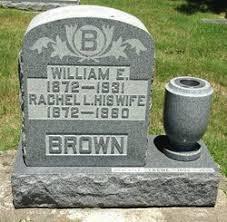 Rachel Louella Smith Brown (1872-1960) - Find A Grave Memorial