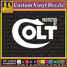 Color Size Choice Taurus Firearms 2a Vinyl Decal Sticker Car Window Wall Gun