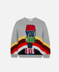 Women's All You Need Is Love Jumper