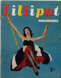 Adele Collins in Lilliput magazine   Visual Rants