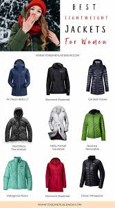 best travel jacket for women