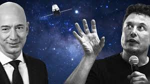 Jeff Bezos and Elon Musk join the satellite space race | Financial ...
