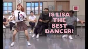 8 reasons why lisa is the 1 dancer