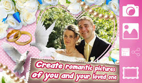 wedding photo frames love pics apk for