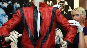 michael jackson s thriller jacket