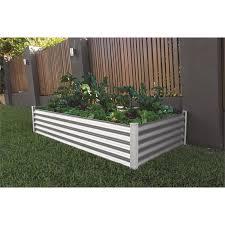 The Organic Garden Co 200 X 100 X 41cm Raised Rectangle Garden Bed Woodland Grey