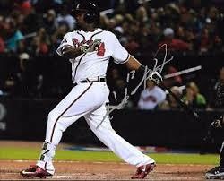 Adonis Garcia Signed Auto Autographed 8x10 Photo Atlanta Braves ...