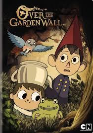 cartoon network over the garden wall