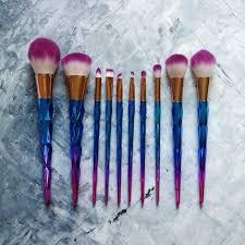 tarte unicorn brushes review
