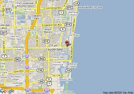 map of gallery one fort lauderdale a