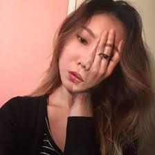 pretty trippy korean makeup artist