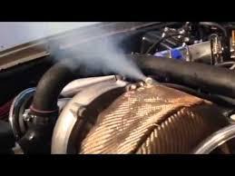 homemade smoke tester for engine vacuum