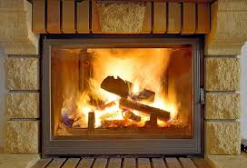 benefits of glass doors fireplace