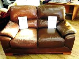 leather couch ing and ling